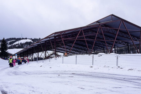 Ishall - Norge