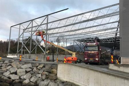 Fish Farm - Norway