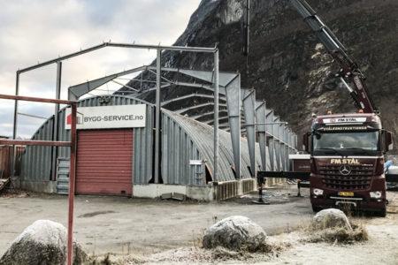 Storage - Norway