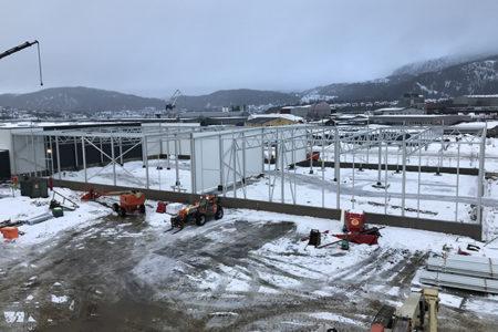 Kjøle-/frosthus - Norge
