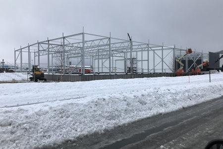 Cold Storage - Norway